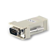 Aten RJ45F to DB9M DTE to DCE Adapter