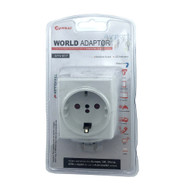 240V Travel Adapter - Britain /USA /Europe /Japan /China /Hong Kong /Singapore /Canada