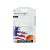 Travel Adapter for Australians/New Zealanders Travelling to USA/Canada/Japan/Mexico - without Earth Plug