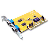 Sunix SER4037A PCI 2-Port Serial RS-232 Card