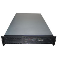 Rack Mountable Server Chassis Case 2U 650mm Depth with ATX PSU Window - no PSU