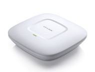 TP-LINK EAP110 300Mbps Wireless N Ceiling Mount Access Point with Passive PoE