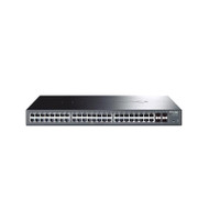 TP-LINK TL-SG2452 48-Port Gigabit Smart Switch with 4 SFP Slots (T1600G-52TS)