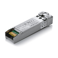 TP-LINK 10Gbase-SR SFP+ LC Transceiver, 850nm Multi-mode, LC Duplex, Up To 300m