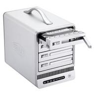 "TerraMaster F4-NAS Home NAS Device, 4x 3.5"" SATA Bays, RAID 0/1, BIG, Gigabit, USB 2.0, BT, Max 12TB"