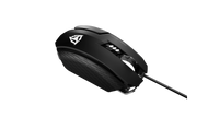 ThunderX3 TM60 Pro E-Sports Laser Gaming Mouse, 16000DPI, Aluminum Base, milliion true color options