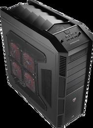 Aerocool Xpredator Black Edition Full Tower Gaming Case