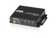 Aten VanCryst VGA to HDMI Converter with Audio + Scaler