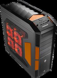 Aerocool Xpredator Evil Black Edition Full Tower Gaming Case