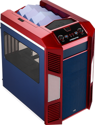 Aerocool Xpredator Cube BR Edition mATX /Mini ITX Gaming Case