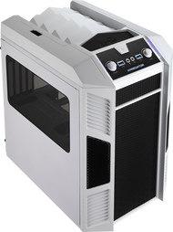 Aerocool Xpredator Cube White Edition mATX /Mini ITX Gaming Case