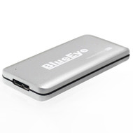 BlueEye Thunderdisk Pro USB 3.0 128GB Mini Portable External mSSD Drive