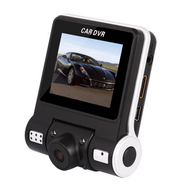 "BSR Car DVR - Full HD 1920x1080p, 2.0"" LCD"