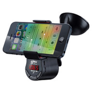 BSR Smartphone Holder with FM Transmitter