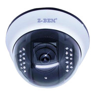 Security Day & Night Camera 3.6mm Fixed Len, 1/4' Sharp Color CCD, 420 TVL, 22 LED, 20m IR, Plastic