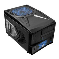 Thermaltake Armor A30i Mini Case Black USB 3.0 /No PSU (Support Micro-ATX/Mini-ITX)