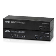 Aten USB Dual VGA KVM Console Extender with Deskew, Audio and RS232 - 1920x1200 or 300m Max