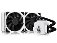Deepcool Gamer Storm Captain 240EX AIO Liquid Cooling, WHITE