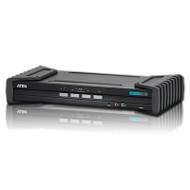 Aten 4 Port USB DVI Dual Link Secure KVM Switch