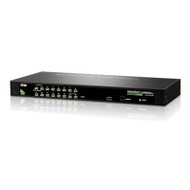 Aten 16 Port Rackmount USB-PS/2 VGA KVM Switch with OSD