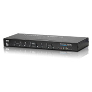 Aten 8 Port Rackmount USB DVI KVM Switch with Audio and OSD
