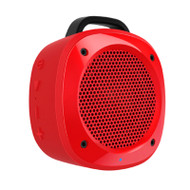 Divoom Airbeat-10 Splash Proof Bluetooth Speaker, Red