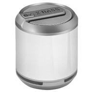 Divoom Bluetune Solo Bluetooth Wireless Speaker Speakerphone, Rechargeble Battery, BT Dongle, White