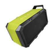 Divoom Voombox-Ongo Rugged Portable Bluetooth Speaker, Weather Resistant, Bike Mount, Green