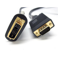 DVI-A to VGA Analog Cable 2m