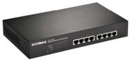 Edimax 8-port Gigabit PoE+ Switch (8 PoE+ ports, 150W) Fan-less
