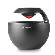 F&D Swan W18BT Zinc Alloy Bluetooth 4.0 Wireless Speaker, Speakerphone, Volume Control, Black