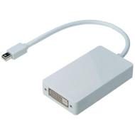 Mini Active Display Port to DVI Adapter