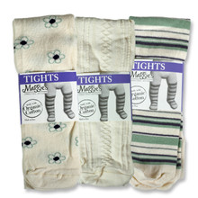 Organic Cotton Kids' Tights