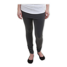 Organic Cotton Skirted Leggings