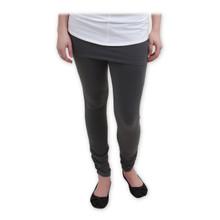 Organic Cotton Skirted Leggings