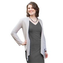 Organic Cotton Wrap Top