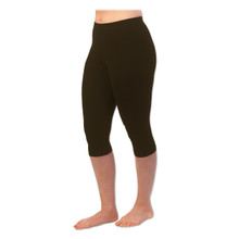 Organic Cotton Capri Leggings