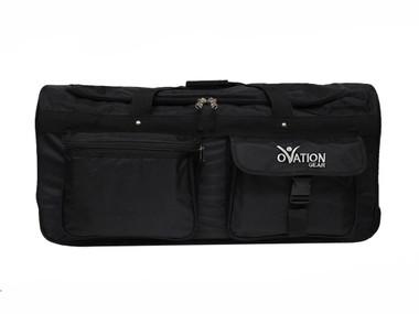 Solid black Performance Bag