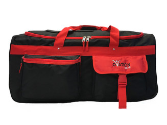 Black & Red Performance Bag