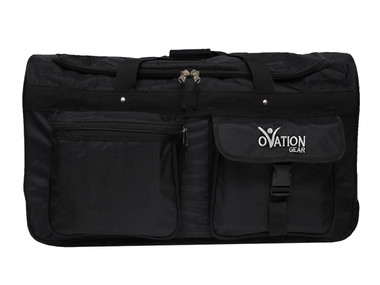 Solid Black Medium Performance Bag