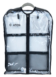 Short Gusseted Garment Bag
