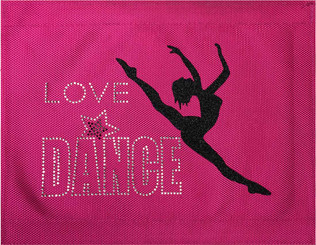Love Dance w/ Dancer Patch (Black)