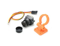 Diatone 800TVL CMOS 90 Degree Switchable NTSC-PAL FPV Camera & Mount