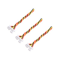 1.25mm 3pin to 1.0mm 3pin FPV silicone cable
