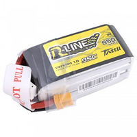 Tattu R-Line 850mAh 14.8V 95C 4S1P Lipo Pack XT30