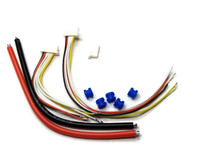JST-SH 1.0mm connector set 8 pin 7 wire for IS25