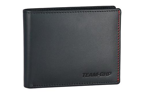 Team-BHP Leather Wallet