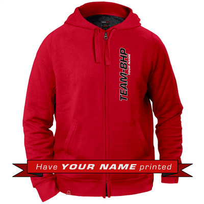 Personalized Hoodie (Red)