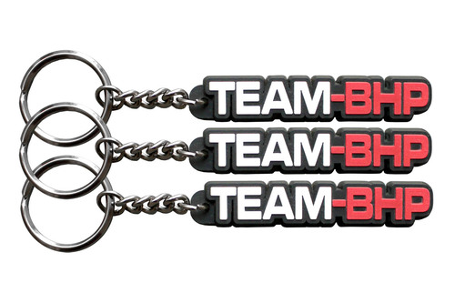 Team-BHP Keychain Set