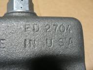 MASTER CYLINDER WAGNER  FD2704-61